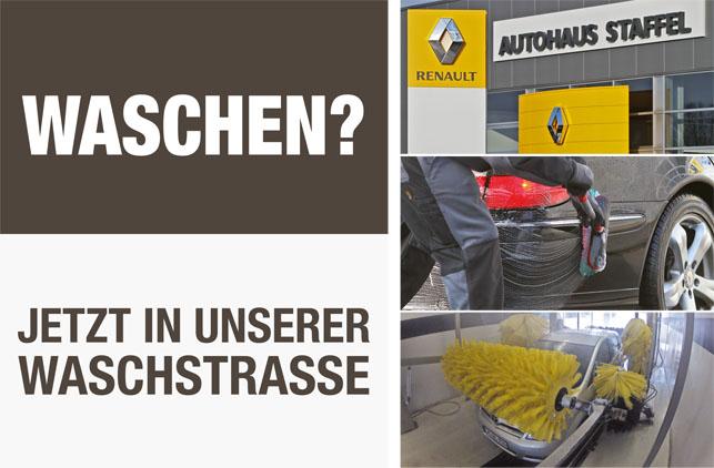 waschbanner